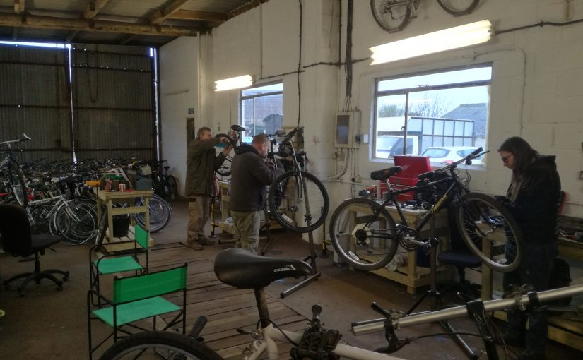 New Workshop fully operational